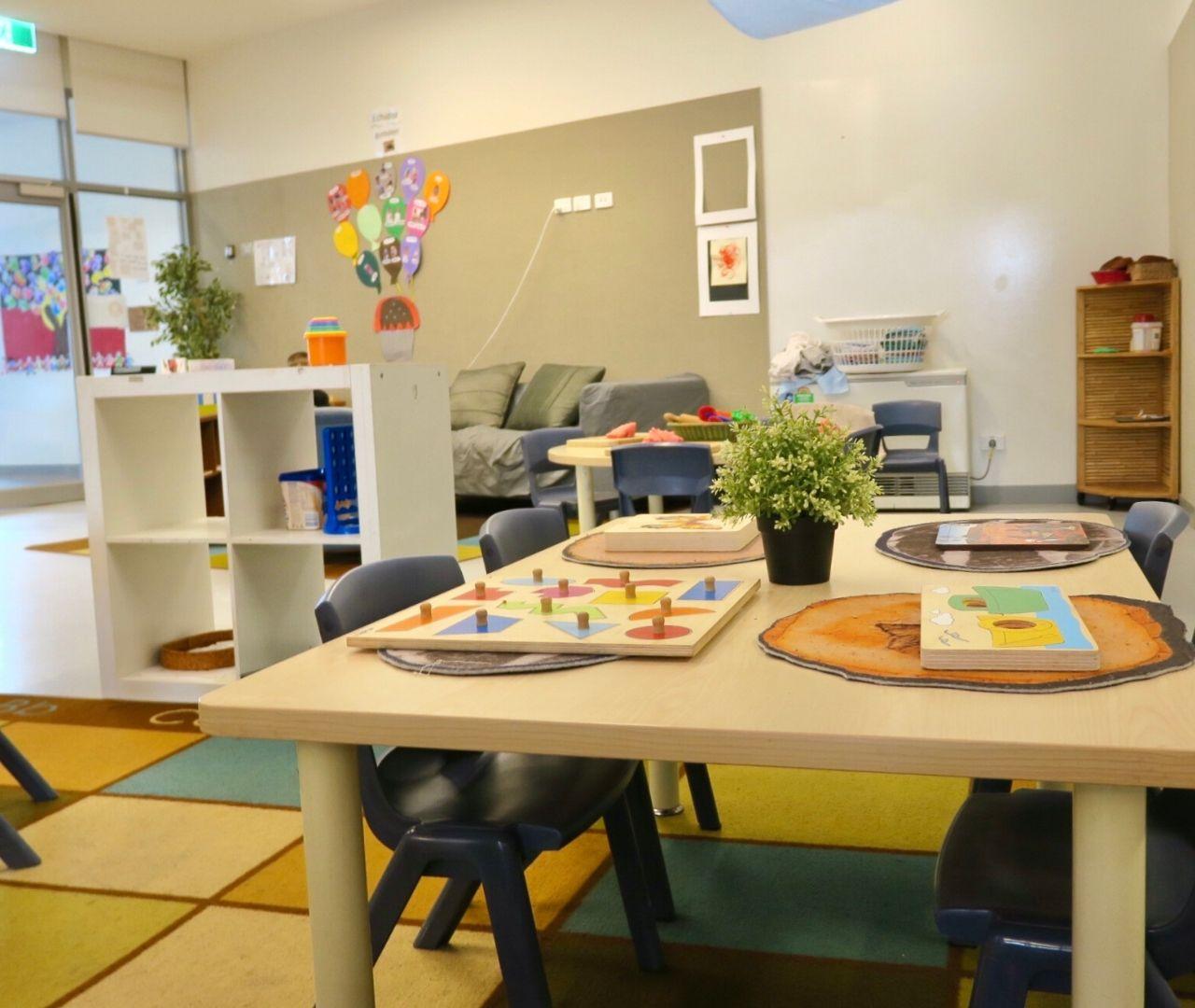 Galada Kindergarten inside 2