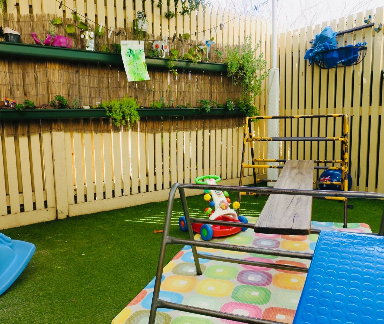 Mill Park heights Childcare Centre outside 1